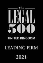 The Legal 500, United Kingdom, Leading Firm official logo
